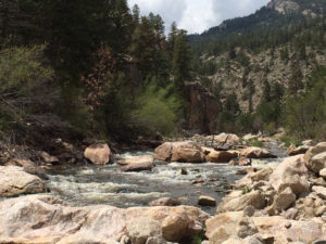 Summer in Estes Park is hard to beat.
